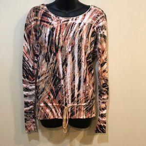 EUC! Simply Vera Vera Wang blouse. Very pr…